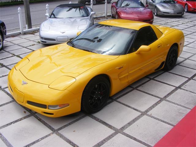 2003 Chevrolet Corvette | 890602