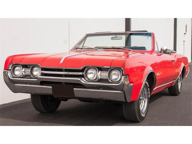 1967 Oldsmobile Cutlass | 896022