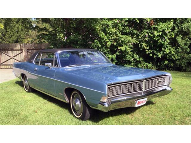 1968 Ford LTD | 896023