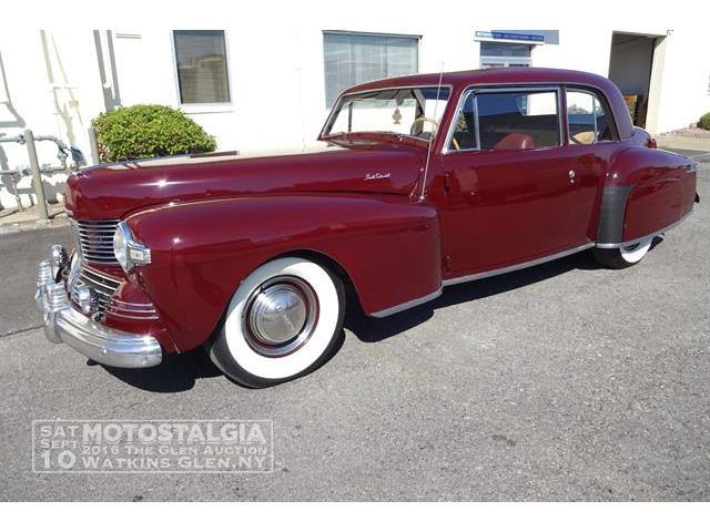 1941 Lincoln Continental | 896026