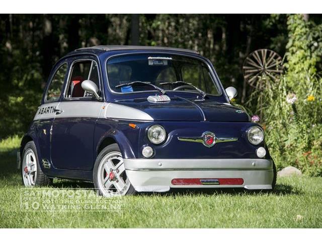 1972 Fiat 500L | 896028