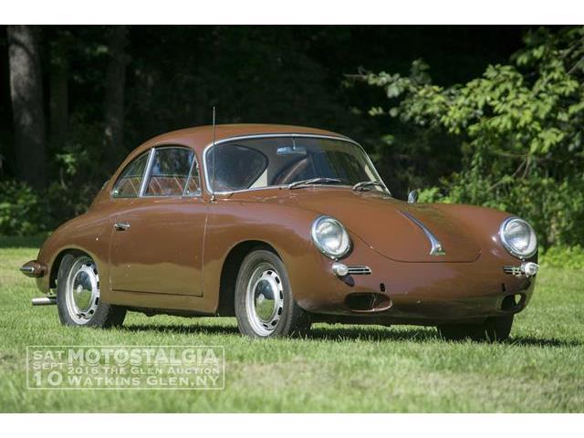 1964 Porsche 356 C 1600 Super Coupe by Karmann | 896035