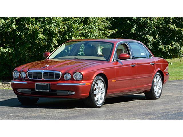 2005 Jaguar XJ8L Sedan | 896037