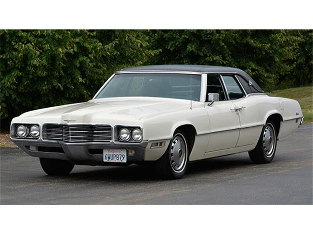 Fall Creek Motors >> 1970 to 1972 Ford Thunderbird For Sale on ClassicCars.com ...