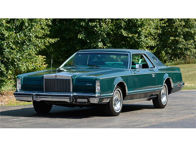 1972 Lincoln Continental Mark V | 896041