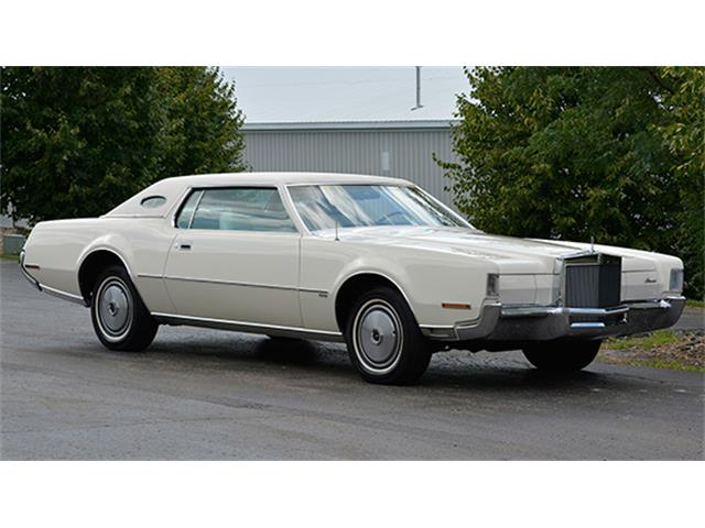 1972 Lincoln Continental Mark V | 896041
