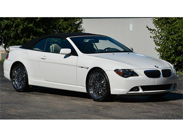 2005 BMW 645Ci Convertible | 896042