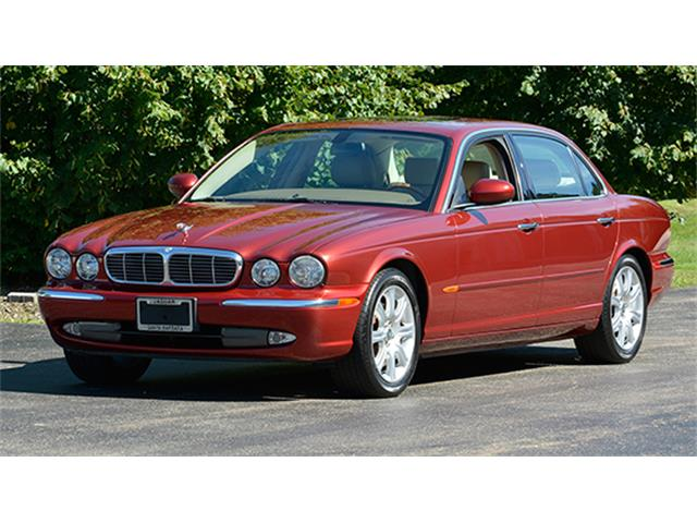 2000 Jaguar S-Type | 896044