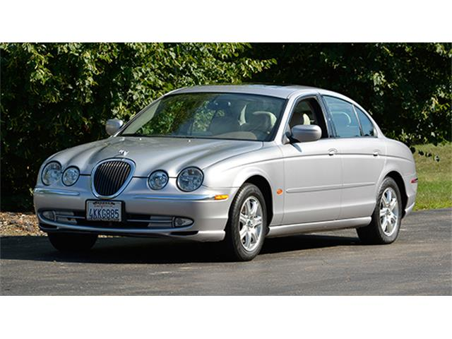 2000 Jaguar S-Type | 896044