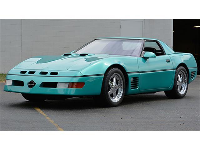 1991 Chevrolet Corvette Callaway Convertible | 896058