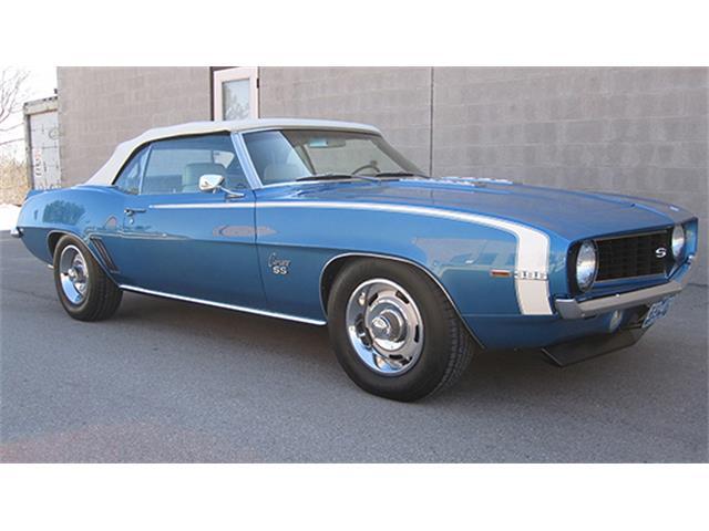 1969 Chevrolet Camaro | 896059