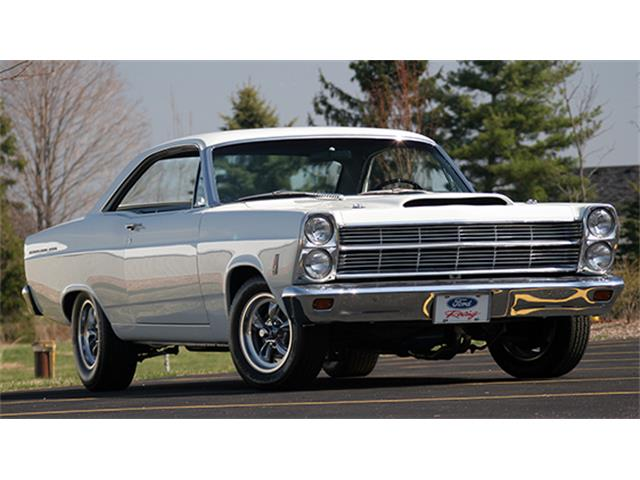 1966 Ford Fairlane 500 | 896060