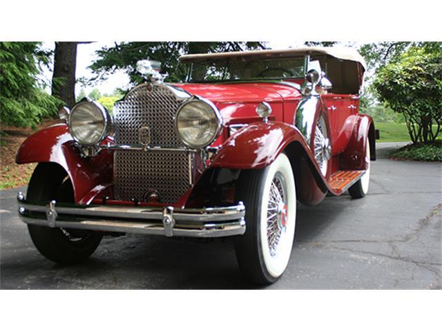 1930 Packard Deluxe Eight Sport Phaeton | 896064