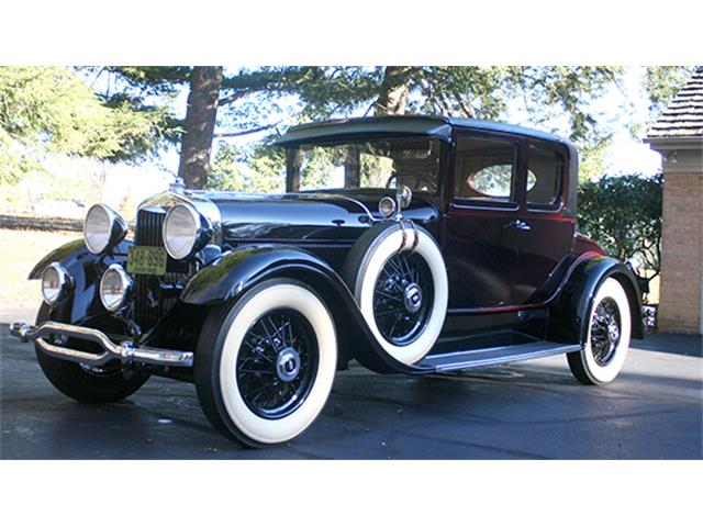 1929 Lincoln Model L Victoria Coupe  by LeBaron | 896065