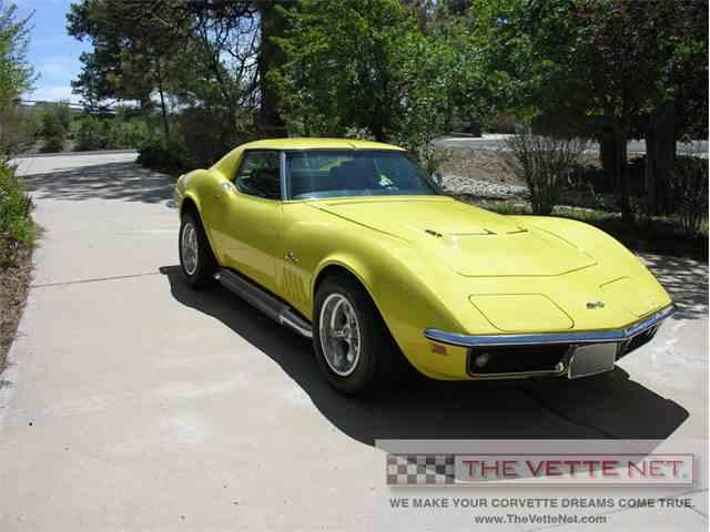 1969 Chevrolet Corvette | 896068