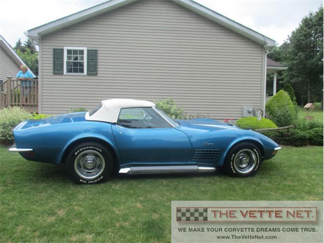 1971 Chevrolet Corvette | 896069