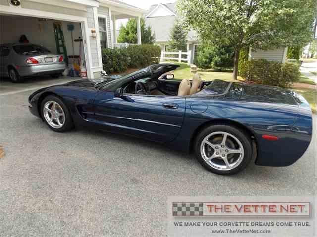 2001 Chevrolet Corvette | 896070