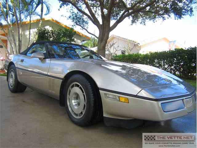 1987 Chevrolet Corvette | 896071