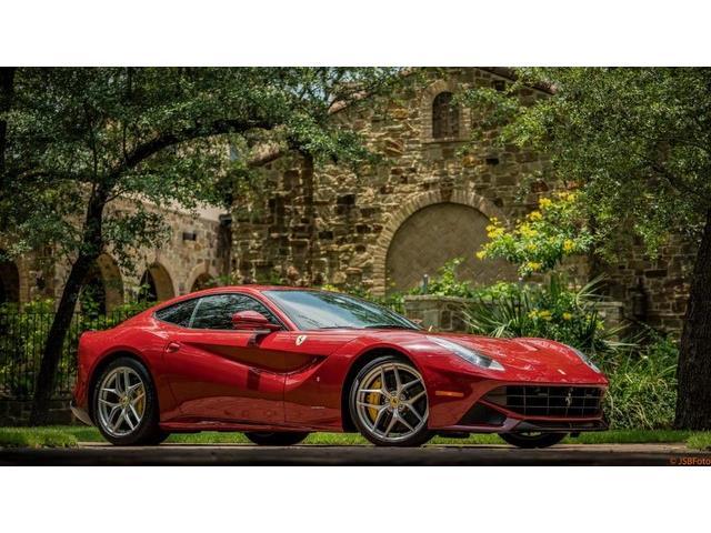 2014 Ferrari F12berlinetta | 890608