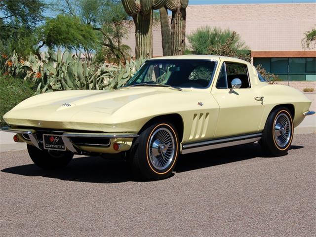 1965 Chevrolet Corvette L76 Coupe | 896081
