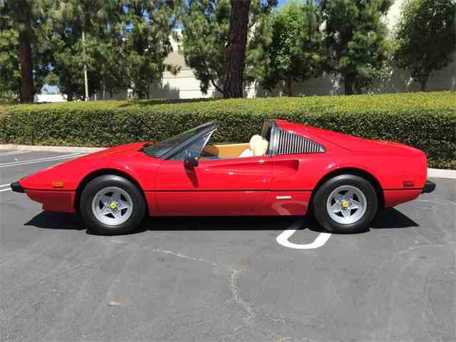 1979 Ferrari 308 GTS | 896084