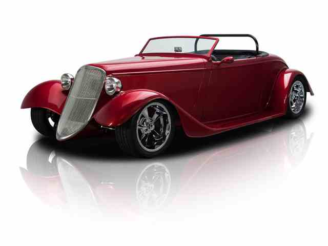 1933 Ford Roadster | 890610