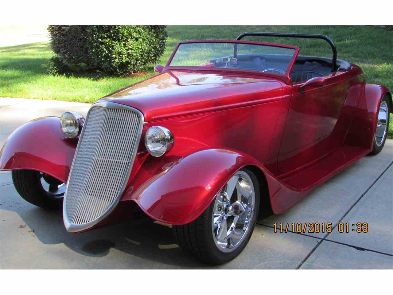 1933 ford roadster for sale cc 890610. Black Bedroom Furniture Sets. Home Design Ideas