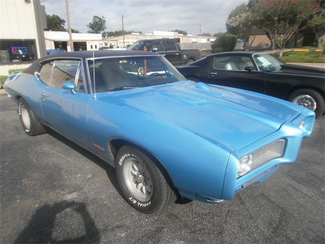 1968 Pontiac GTO | 896102