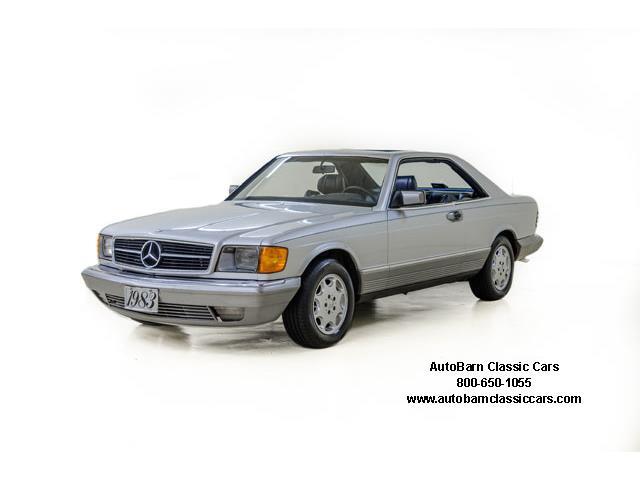 1983 Mercedes-Benz 380 SEC | 896110