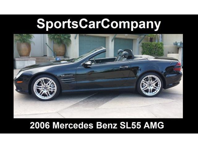 2006 Mercedes-Benz SL-Class | 890612