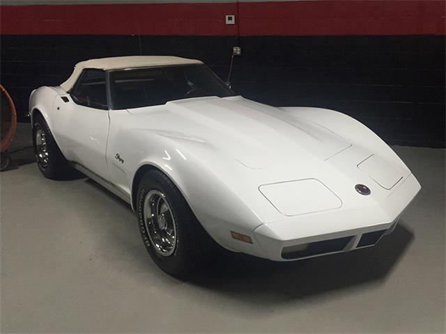 1973 Chevrolet Corvette | 896126