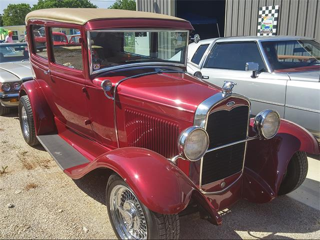 1931 Ford Model A   896127