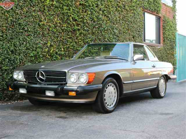 1988 Mercedes-Benz 560 | 890613
