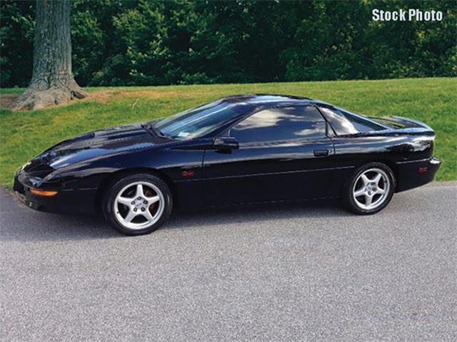 1996 Chevrolet Camaro SS Z28 | 896132