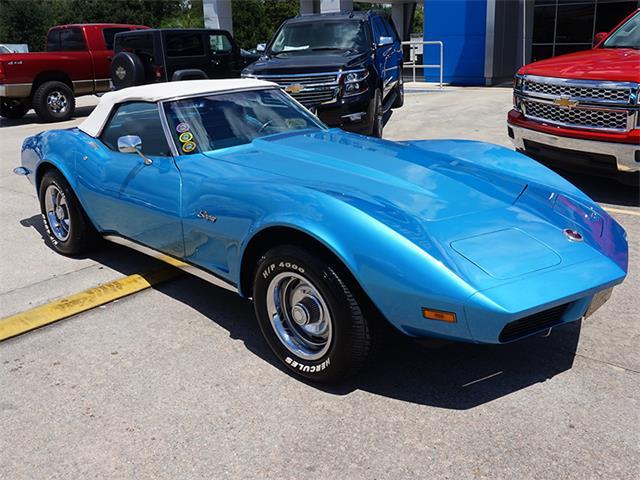 1973 Chevrolet Corvette | 896133