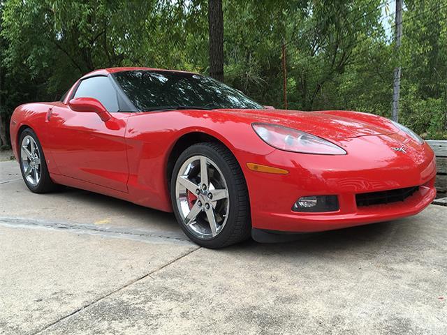 2007 Chevrolet Corvette | 896139