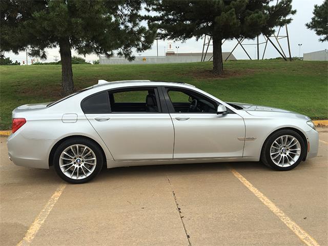 2010 BMW 750li | 896140