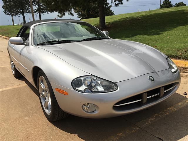 2001 Jaguar XK8 | 896145