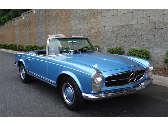 1965 Mercedes-Benz 230SL | 896149