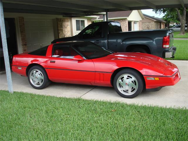 1989 Chevrolet Corvette | 896152