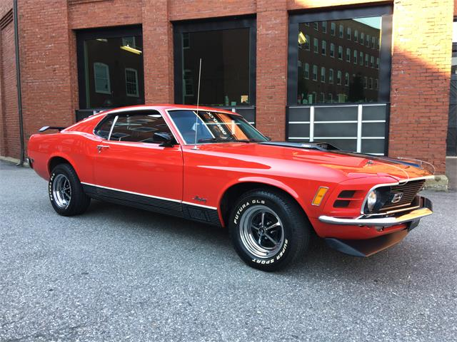 1970 Ford Mustang Mach 1 | 896155