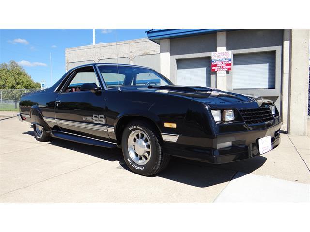 1986 Chevrolet El Camino SS | 896157