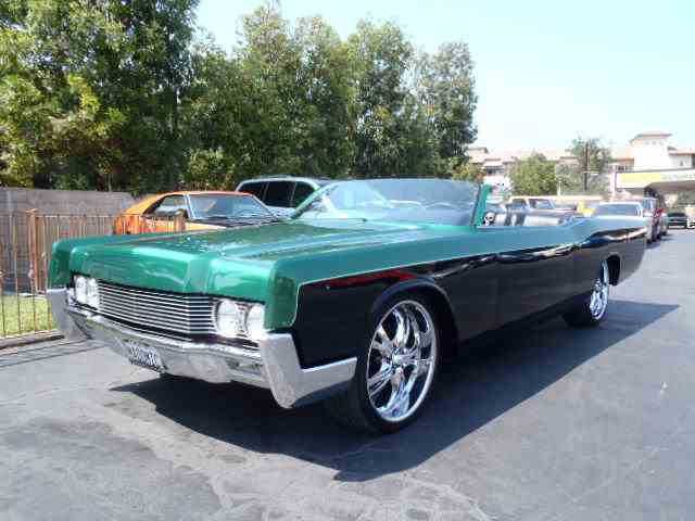 Picture of '66 Continental - J7HA