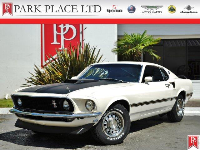 1969 Ford Mustang Mach 1 | 890616