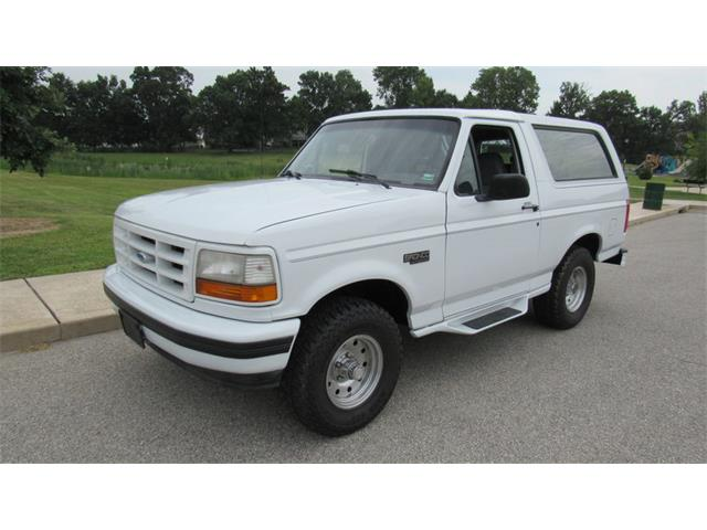 1995 Ford Bronco | 896169