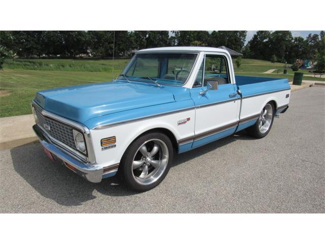 1972 Chevrolet Cheyenne | 896178