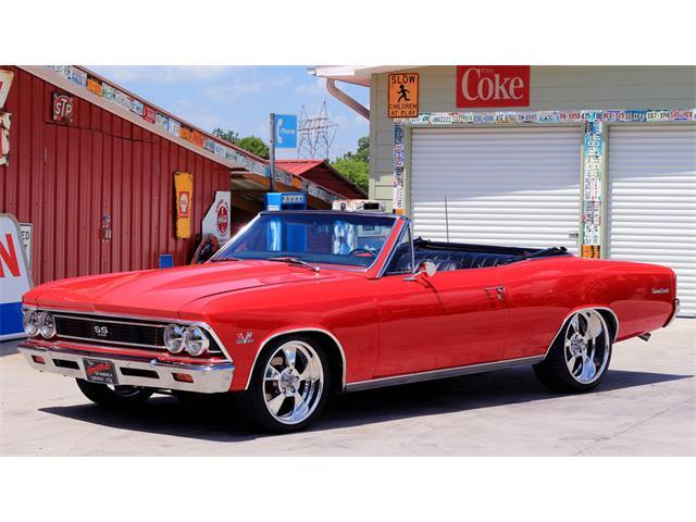 1966 Chevrolet Chevelle SS | 896180