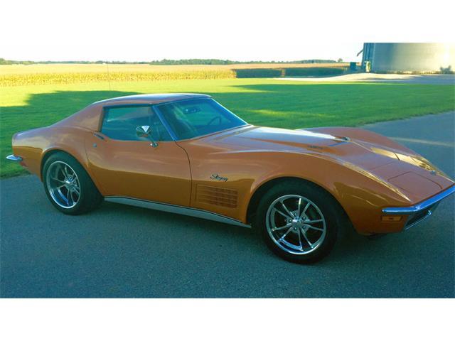 1972 Chevrolet Corvette | 896187