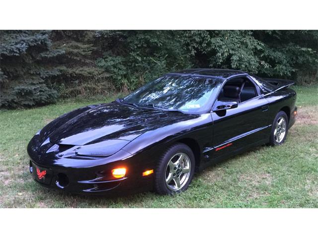 2000 Pontiac Firebird Trans Am | 896188