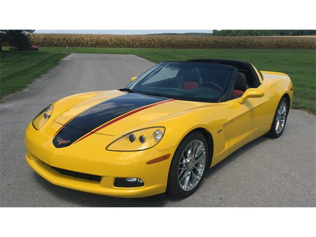2008 Chevrolet Corvette | 896195